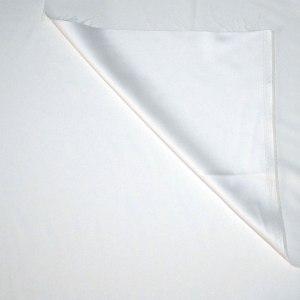 Raso stretch – bianco ottico