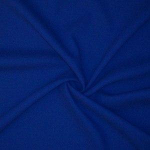 Double crepe Pura Lana – blu elettrico