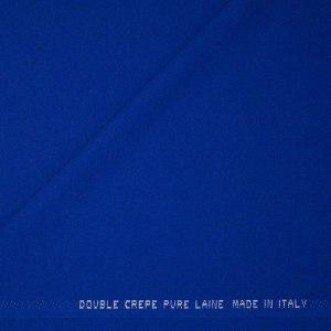 Double crepe Pura Lana – bluette