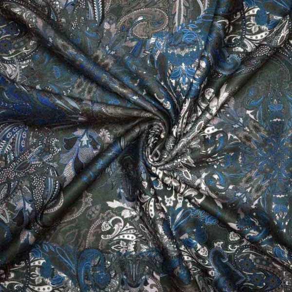 Tessuto imprimè paisley