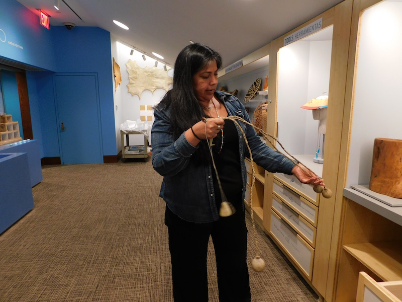 With Imaginations American Indian Museum Brings