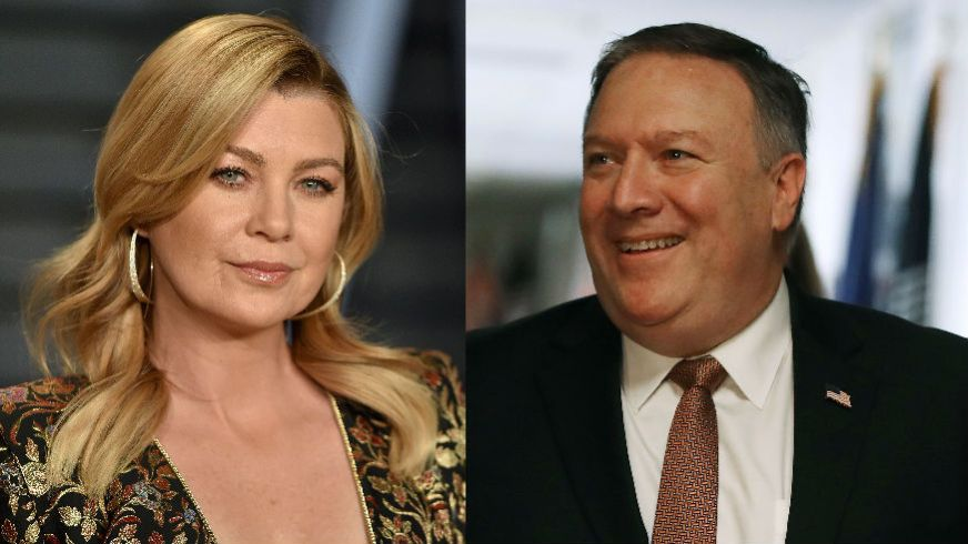 Is Mike Pompeo related to Ellen Pompeo? - Metro US
