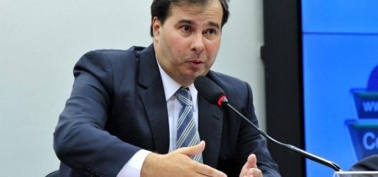 ['Ciclo está terminando', diz Rodrigo Maia sobre aliança entre DEM e PSDB]