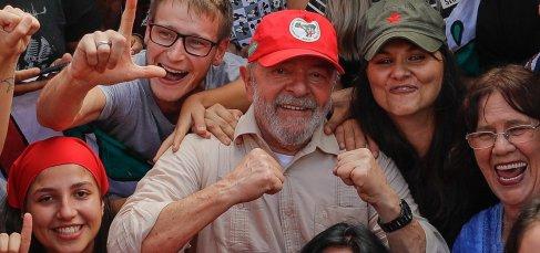 [PT organiza missa em solidariedade a Lula em Bom Jesus da Lapa]