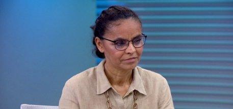 [Marina Silva declara 'voto crítico' a Fernando Haddad]