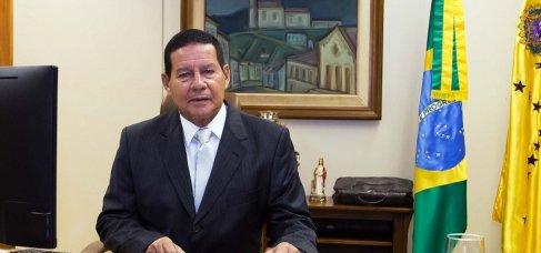 [Mourão diz a embaixador palestino que Brasil não pensa em mudar embaixada em Israel]