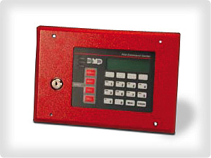 Does your fire alarm system use telephone lines to transmit the signal?