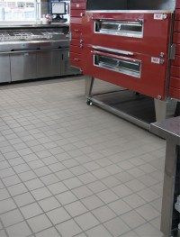 Commercial Kitchen Quarry Tile - Kitchen Design Ideas