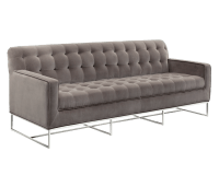 ALEXANDRIA SOFA – GIOTTO GREY FABRIC
