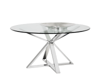 ALLISTER ROUND DINING TABLE – 59?