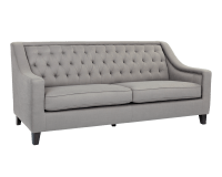 ASHFIELD SOFA – RHINO GREY FABRIC
