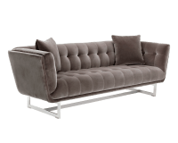 CENTENNIAL SOFA – GIOTTO GREY FABRIC