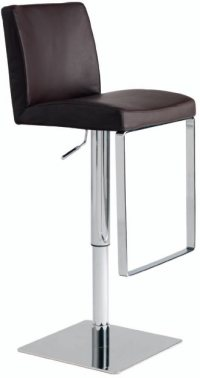 Matteo Adjustable Stool Brown