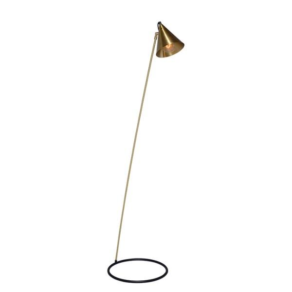 Killian Floor Lighting Brass