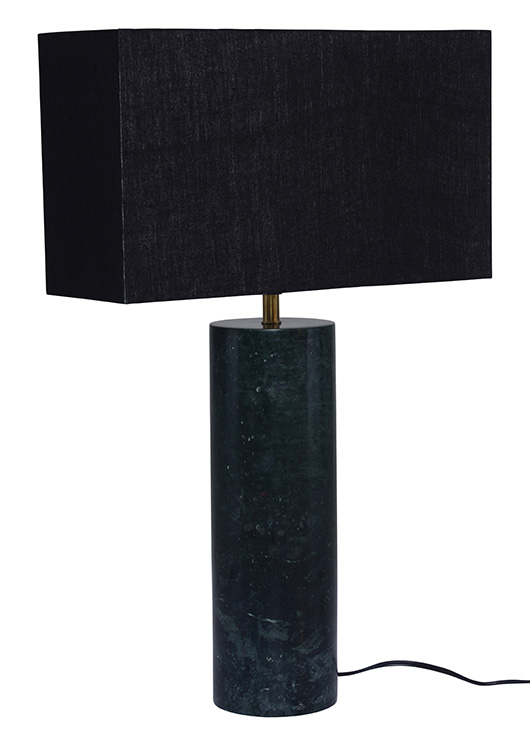 Cyrine Table Lighting Brass