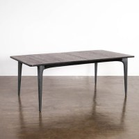 Salk Dining Table Black