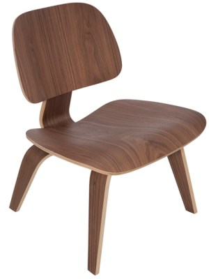 Helena Occasional Chair Walnut