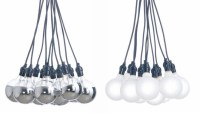 Tentales Pendant Lighting Black