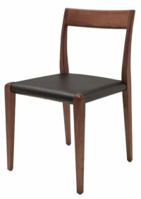 Ameri Dining Chair Black