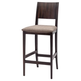 Eska Bar Stool Brown