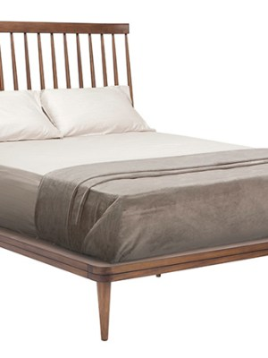 Jessika Queen Bed Walnut