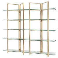 Elton Display Shelving Clear