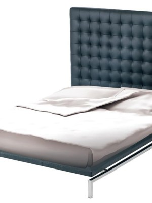 Bentley Queen Bed Black
