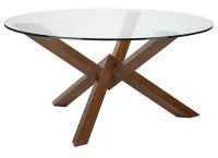 Costa Dining Table Clear