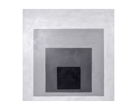 ALBERS INSPIRED – 48″ X 48″- GALLERY WRAPPED