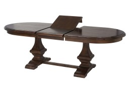 Montgomery Ext Dining Table – Cognac