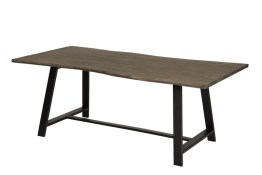 Large Edge Dining Table Top with 'A' Frame