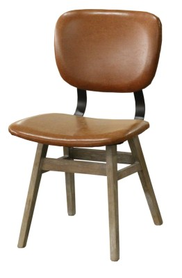Fraser Dining Chair – Vintage Brown (2/Box)