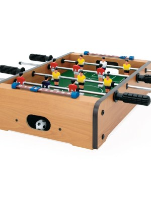 Retro Tabletop Foosball