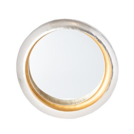 Earth Wind Fire Small Circular Wall Mirror