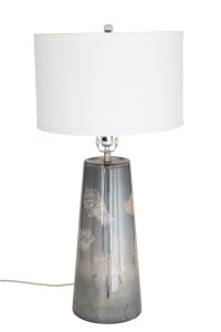 Cristina Table Lamp – Platinum