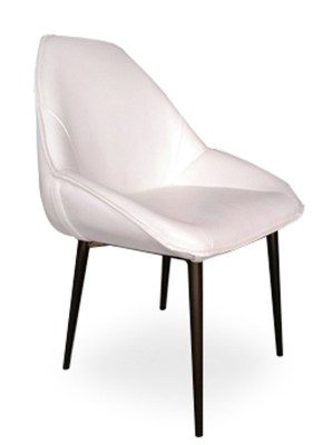 Armando Tub Chair – Fox White