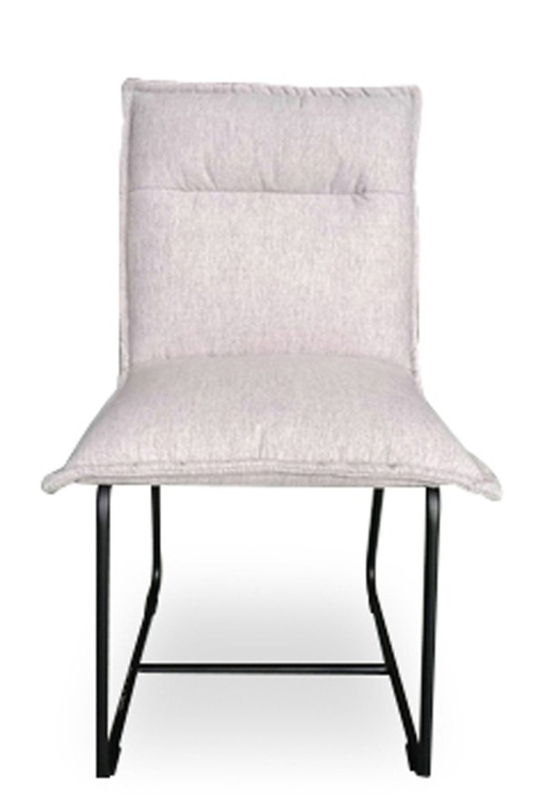 Alba Dining Chair – Twill Grey