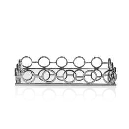 Lux Link Stainless Steel Rectangle Tray – Small