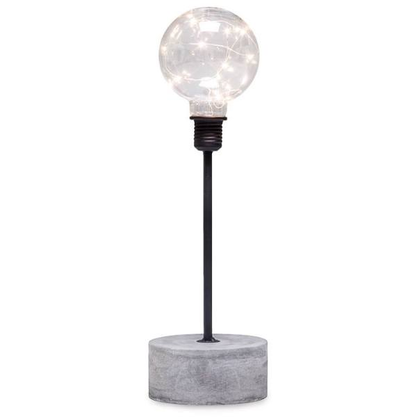 Franklin Lightbulb LED Mini Lamp – Tall