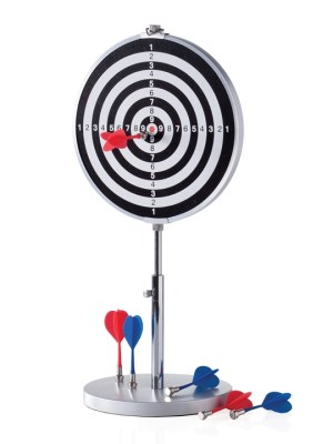 Executive Magnetic Dart Game Set