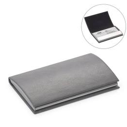 Executive Slim Business Card Holder – Grey