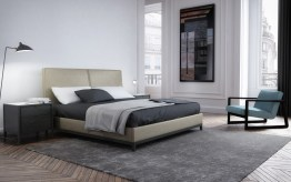 Winston Queen Upholstered bed