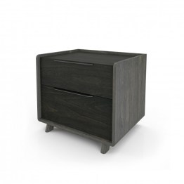 Miles 2 drawer night table