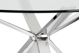 ALLISTER ROUND DINING TABLE – 59″