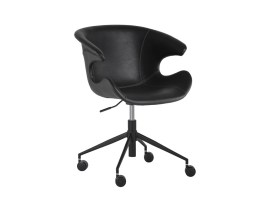 KASH OFFICE CHAIR  – NIGHTFALL BLACK