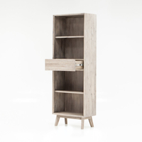 Gia Tall Bookshelf