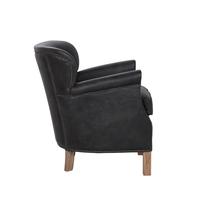 Byrne Chair – Washed Ebony
