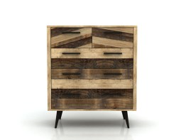 Apollo 5 Drawers Chest