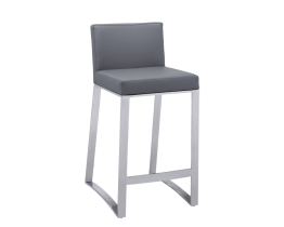 ARCHITECT COUNTER STOOL – GREY