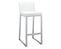 ARCHITECT BARSTOOL – WHITE